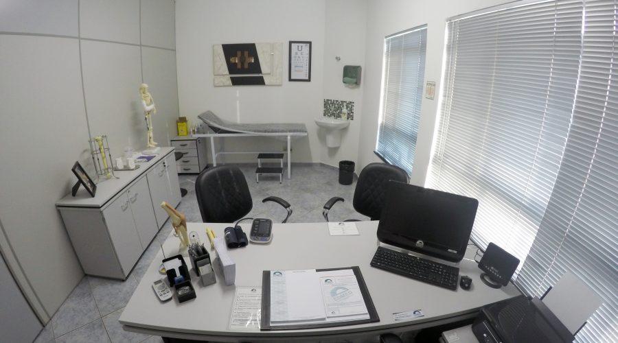 Sala de Exames - EDMED - Saúde Ocupacional
