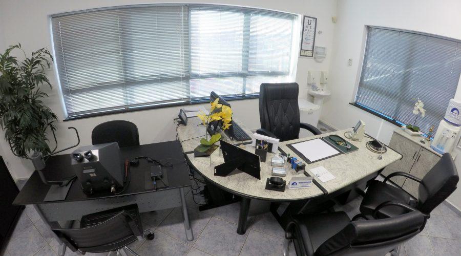 Consultórios - EDMED - Saúde Ocupacional