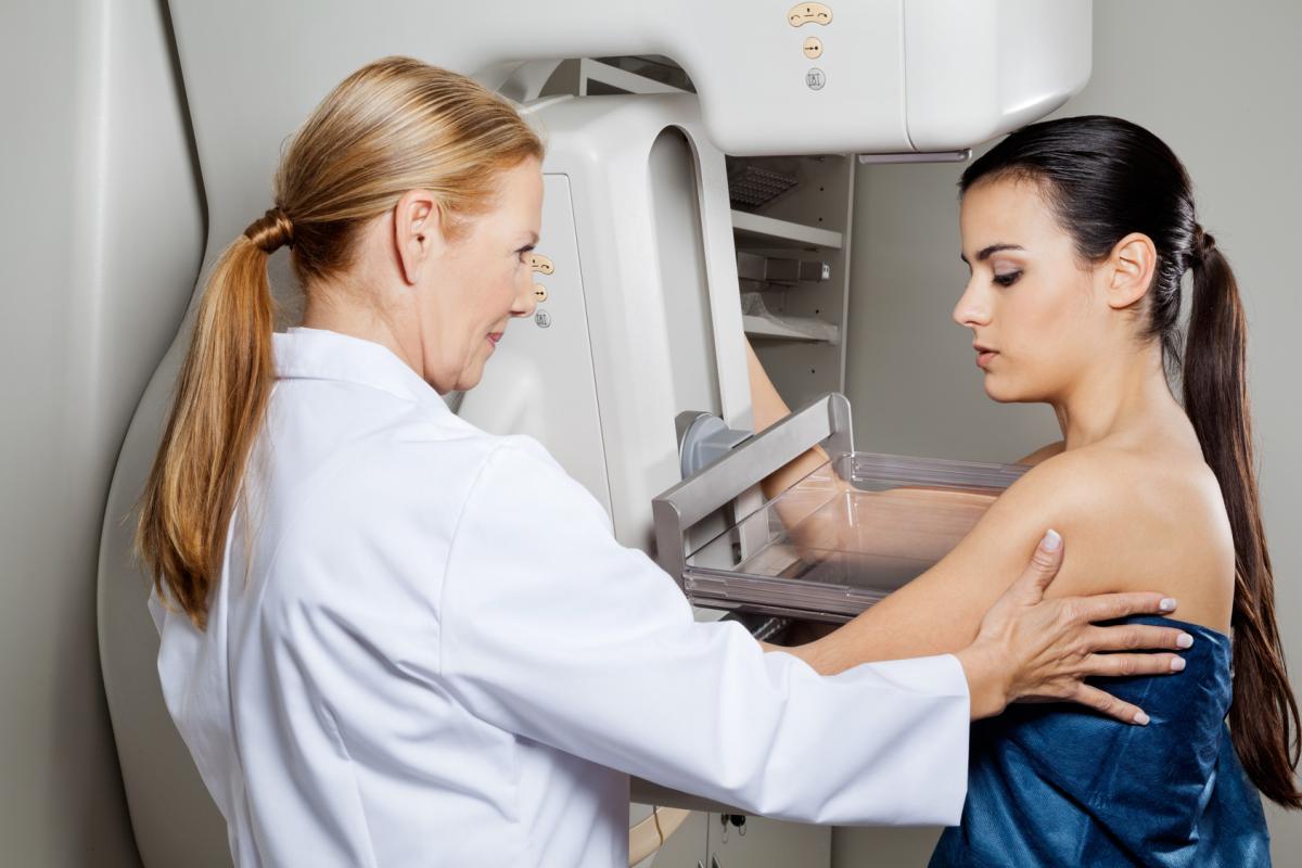 Como é feita mamografia e qual a diferença com o Ultrassom?